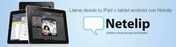 LLamar desde iPad con Bria