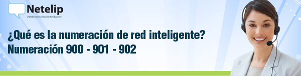 Numeros de red inteligente
