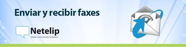 Enviar y recibir faxes