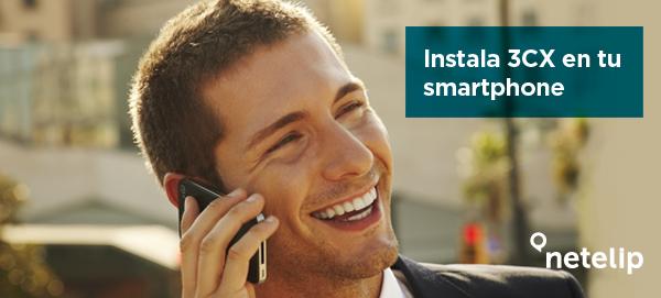 3cx en tu smartphone