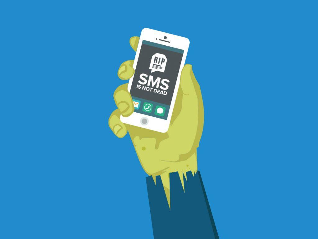 El SMS más vivo que nunca