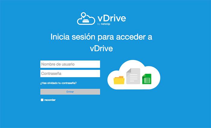 Interfaz vDrive