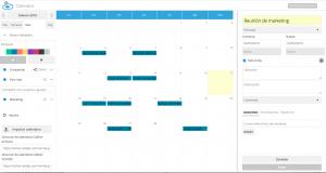 vDrive calendario paso 1